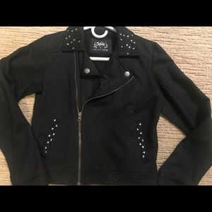 💜Justice girls jacket 💜
